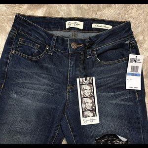 NWT Cherish Skinny Jeans by Jessica Simpson